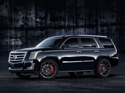 cadillac escalade superchagred  hennessey gm authority