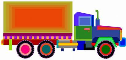 Truck Trucks Garbage Cars Clipart Cliparts Clip