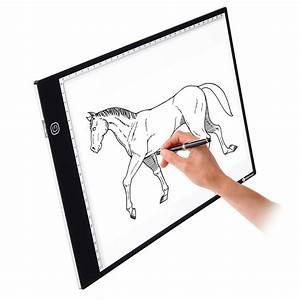 Tablette Lumineuse Dessin : les meilleures tablettes lumineuses dessin ~ Nature-et-papiers.com Idées de Décoration