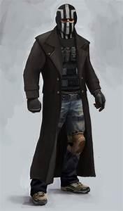 vigilante   a Confederacy of Crows - Mark Sosbe illustration