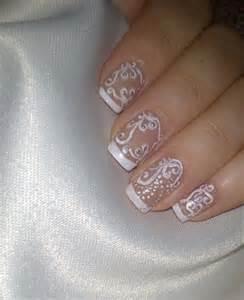 Ultimate wedding nail art designs