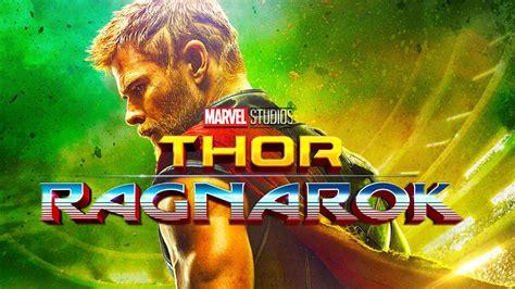 thor ragnarok release date trailers cast plot