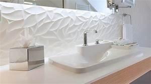beautiful salle de bain beige et blanche contemporary With salle de bains beige