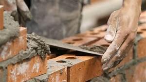 Laying Bricks And Blocks