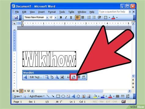 change testo 3 modi per cambiare l orientamento testo in microsoft word