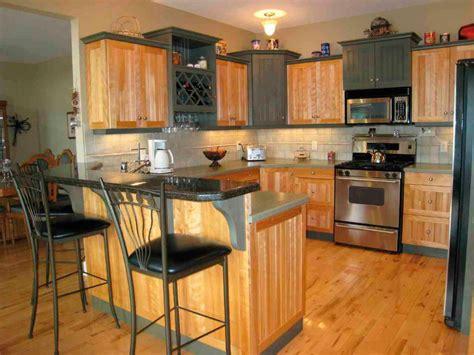 como decorar cocinas de madera imagenes  fotos