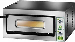 Forno pizza SOLO INOX monocamera elettrico SENZA TERMOMETRO camera 61x61 cm (4 pizze) FORNI