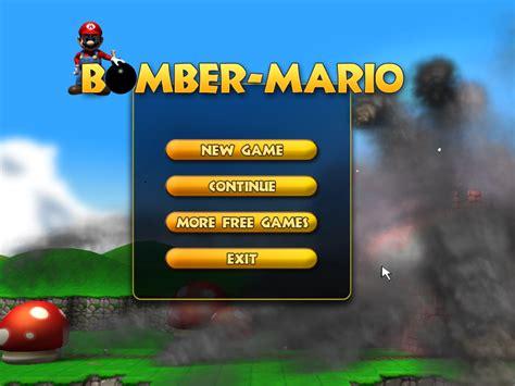 Codings Bomber Man Game Mario