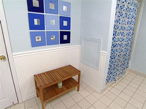 Weekend Projects Install Wainscoting Hgtv