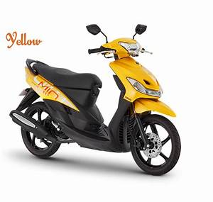 All New Mio Sporty