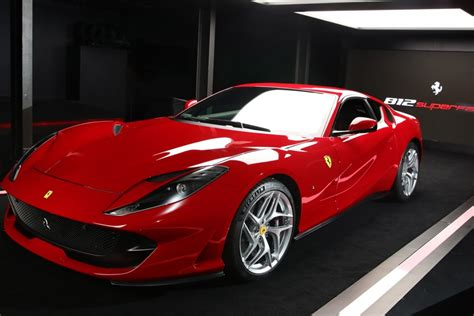812 Superfast Picture by Unveils The 812 Superfast Its Most Powerful Yet