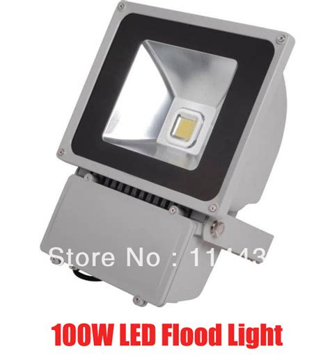 100 watt indoor and outdoor waterproof flood led lighting