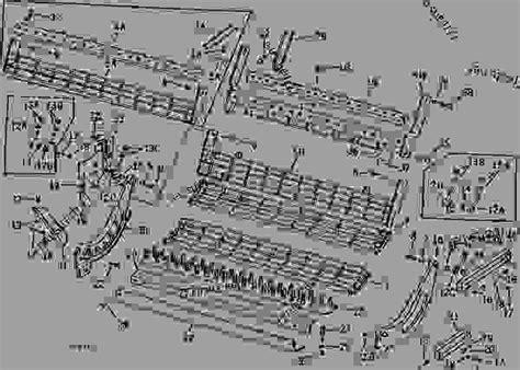 Deere Combine Part Diagram by Deere 6600 Combine Parts Diagram Downloaddescargar