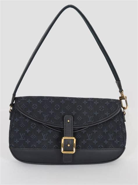louis vuitton marjorie mini monogram shoulder bag navy bleu luxury bags