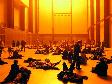 Olafur Eliasson Sun by Olafur Eliasson Is Changing The World One Sun At A Time
