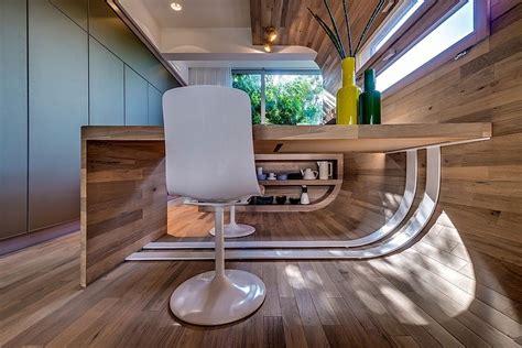 bureau cosy appartement cosy tel aviv bureau en bois