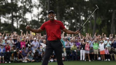 Tiger Woods wins 2019 Masters: Reaction to 'greatest ...
