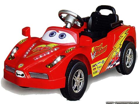 Cars Lightning Mcqueen Radio Control Model