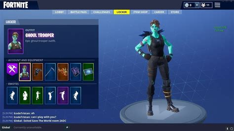 ghoul trooper  floss youtube