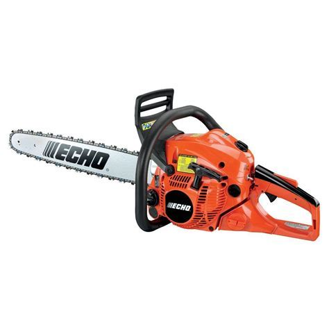 UPC 743184011478   ECHO 20 in. 50.2cc Gas Chainsaw CS 490