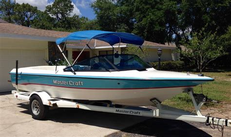 Mastercraft Boats For Sale Us by Mastercraft Prostar 190 1992 For Sale For 1 Boats From