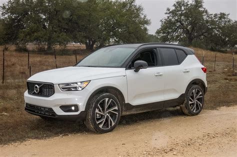 First Drive 2019 Volvo Xc40 Makes Competitors Look Dated