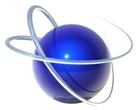 World Globe Logo Clip Art