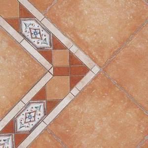 Frise Carrelage Sol : angle de frise sol et mur rouge 14 x 14 cm castelli castorama ~ Melissatoandfro.com Idées de Décoration
