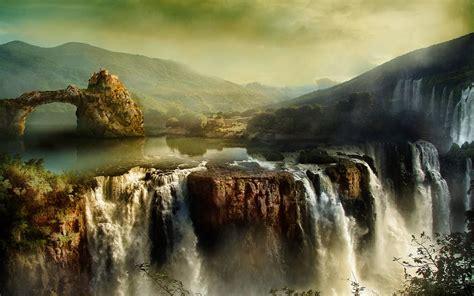 fantasy, Landscape, Art, Artwork, Nature Wallpapers HD ...