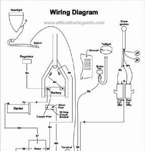 1977 Shovelhead Harley Davidson Wiring Diagrams