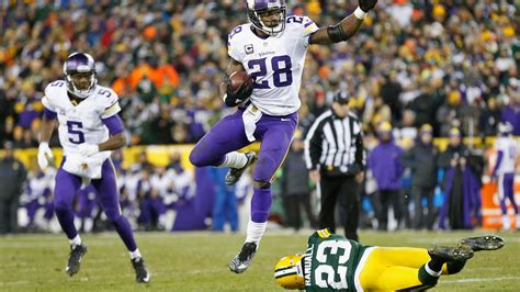 nfl  schedule  results vikings beat packers