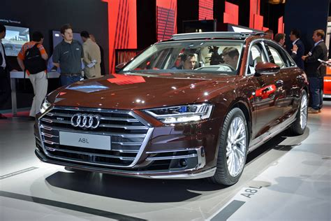 Free At Last Audis Electrified A8 L Is Ready To Cut The Cord