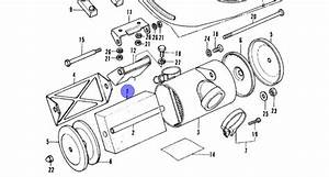 Replacement Rubber Air Cleaner Gaskets