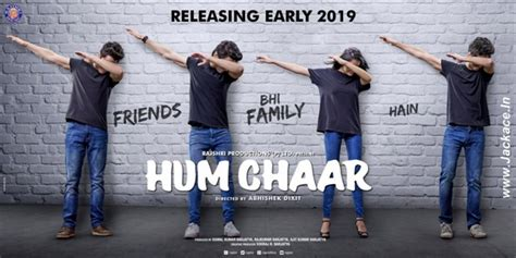 hum chaar box office budget hit  flop predictions