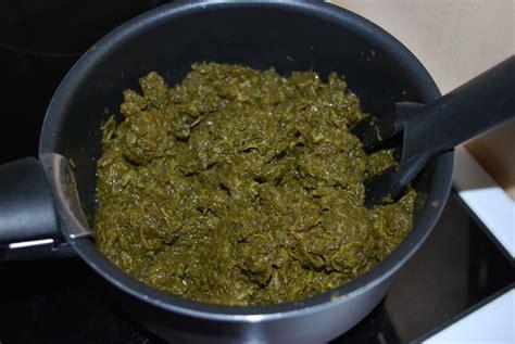 cuisiner epinard en boite épinard express sandrine dans tous ses états
