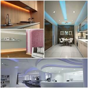 Led Indirekte Beleuchtung : indirekte beleuchtung dramatischen look durch farbiges licht erreichen ~ Markanthonyermac.com Haus und Dekorationen