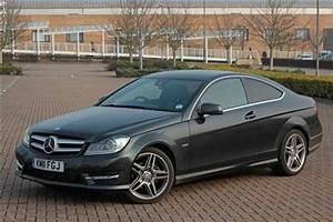 Mercedes Classe C 220 Cdi Coupe Sport : mercedes benz c class coup c220 cdi blueefficiency amg sport 2d auto road test parkers ~ New.letsfixerimages.club Revue des Voitures
