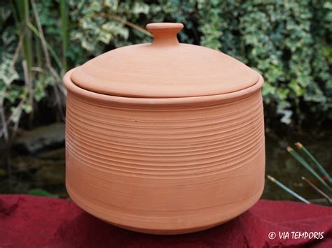 panier pour 騅ier cuisine ceramique gallo romaine marmite africaine grand modele via temporis