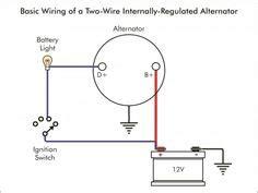 01 Gm 3 Wire Alternator Wiring Diagram by Gm 3 Wire Alternator Idiot Light Hook Up Rod Forum