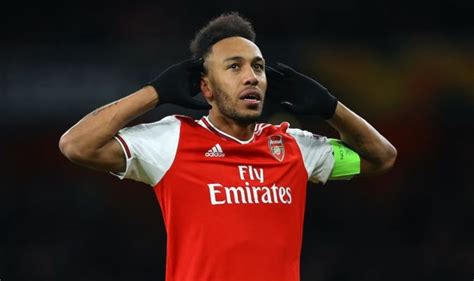 Arsenal news: Pierre-Emerick Aubameyang warned transfer ...