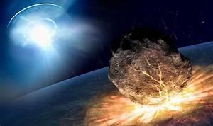 Alien life: Scientists find 'KEY CLUE' in meteorites that ...