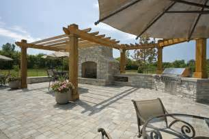 island tables for kitchen with chairs outdoor bbq area traditional landscape minneapolis