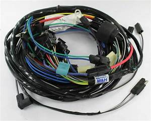 Plymouth Wiring Harness For Sale
