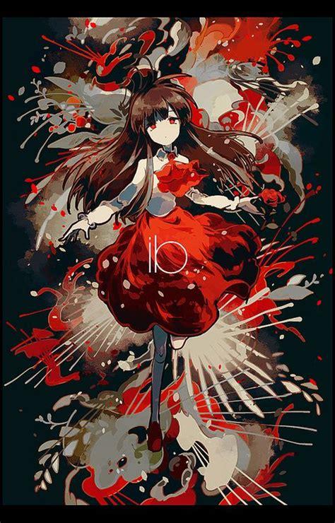 Ib Dom Pixiv Animate Pinterest Rpg Anime And
