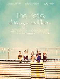 The Perks of being a Wallflower Movie Poster Remak by ...