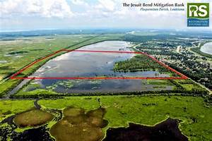 Jesuit Bend Wetland Mitigation Bank - Restoration Systems