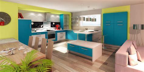 idées de couleurs originales pour votre cuisine cuisines