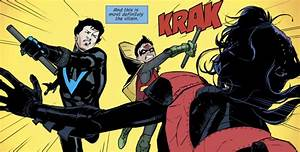 Nightwing and Robin vs Red Hood and Red Robin - Battles ...