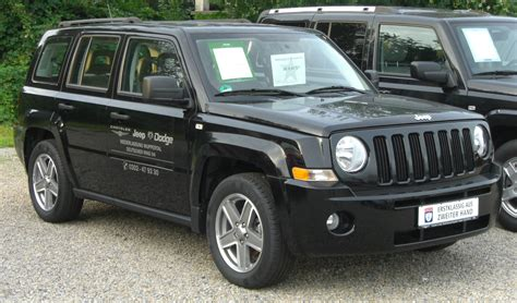 jeep models 2008 2008 jeep patriot pictures information and specs auto