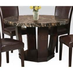 Acme Dining Room Set by Acme Furniture Adolph Round Dining Table Dining Tables